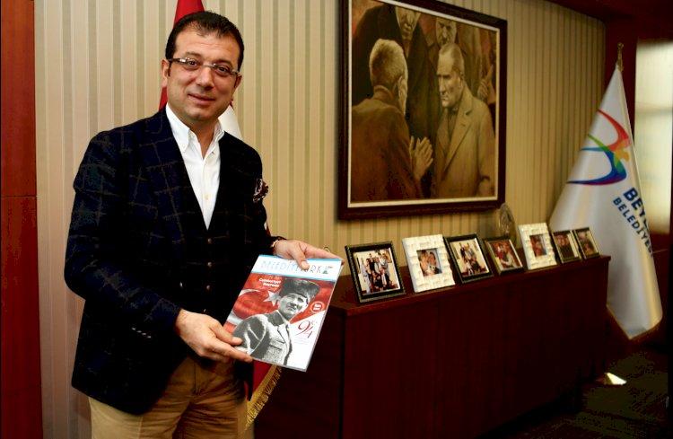 Beylikdüzü Belediye Başkanı: Ekrem İmamoğlu