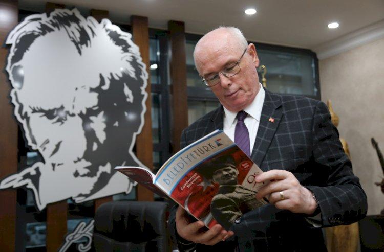 Kazım Kurt Belediye Türk Dergisine Anlattı!