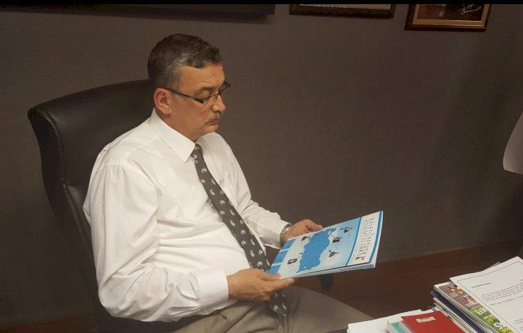 Şanlıurfa Büyükşehir Belediyesi'nin İlk Belediye Başkanı: Celalettin Güvenç