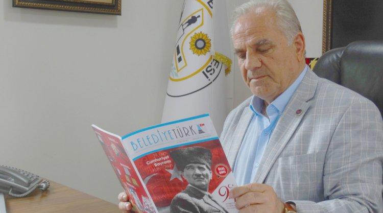 Saray Belediyesi'nin Başarılı Başkanı: Nazmi Çoban