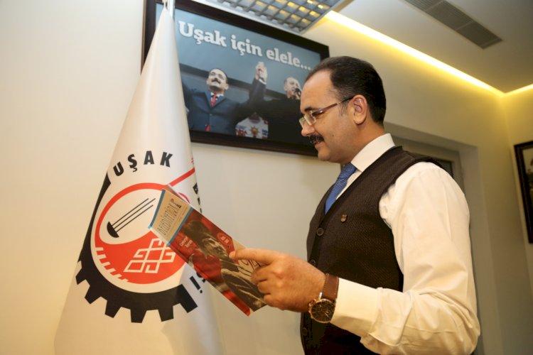Uşak Belediye Başkanı: Nurullah Cahan