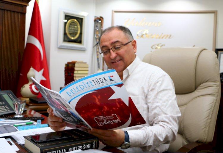 Yalova Belediye Başkanı: Vefa Salman