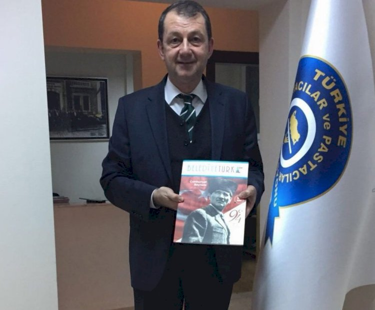 Türkiye Lokantacılar ve Pastacılar Federasyonu Genel Başkanı: Aykut Yenice