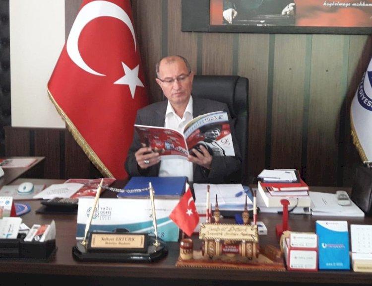 Dominiç Belediye Başkanı: Sahvet ERTÜRK