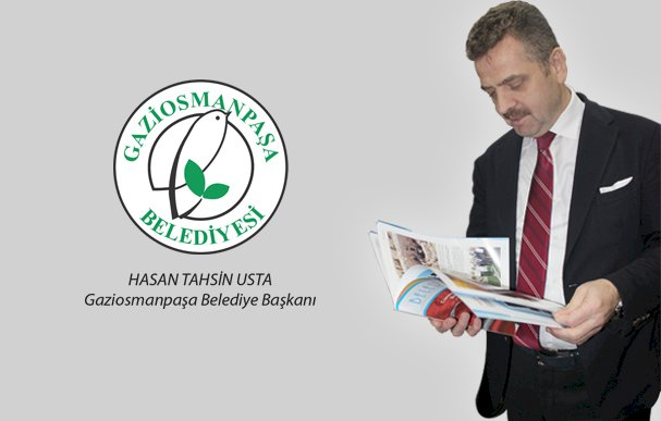 Gaziosmanpaşa Belediye Başkanı: Hasan Tahsin Usta